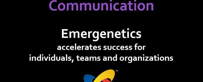 Science of Leadership & Communication - Emergenetics