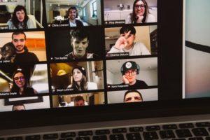 virtual team building online
